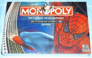 MONOPOLY - SPIDER-MAN Edition
